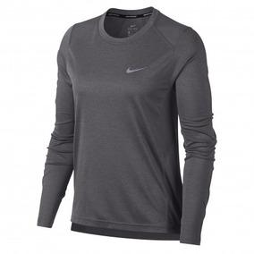df77d9d634 Camisetas Nike Feminina Cinza - Calçados