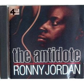 Ronny Jordan: The Antidote - Cd Imp. Usa