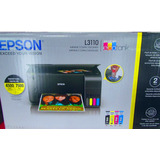 Imp Epson L3110 Tinta Koreana Sistema Original