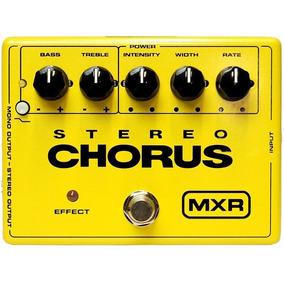 Pedal Stereo Chorus Mxr Dunlop