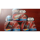 Lote Millenium Falcón Y 2 Tie Fighters Clasicas Vicio_toys