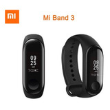 Xiaomi Mi Band 3 Original Lacrada Português Br Smartwatch