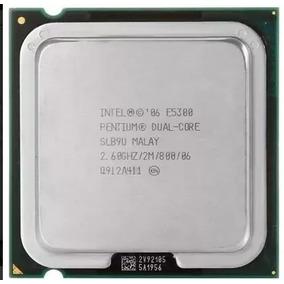 Procesador Intel E5300 Dual Core 2.60