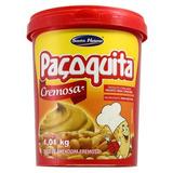 Creme De Amendoim Paçoquita Cremosa Santa Helena - 1 Kg
