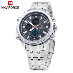eb830f64547 Relogio Digital Todo Preto - Relógios De Pulso no Mercado Livre Brasil