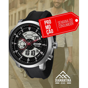 Relógio Masculino X-games Xmspa014 P2px