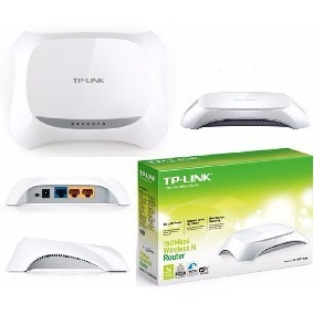 Router Tp Link 150mbps Wireless N