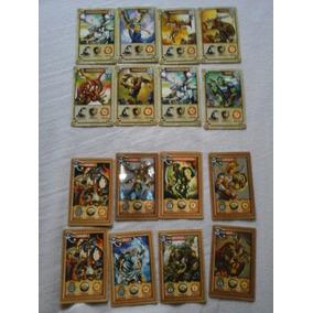 Lote Com 16 Cards Dracomania E Mythomania (elma Chips)