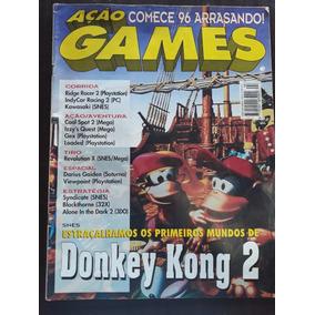 Revista - Ação Games Nº99