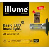 Led Illume Basic Bi-led + 2 T10 Led Pellizco Premium