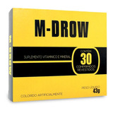 M-drow - 30 Comprimidos Revestidos - Intlab