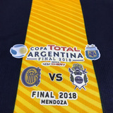 Match Day Oficial Final Copa Argentina 2018 Rosario Central 97f303c720b