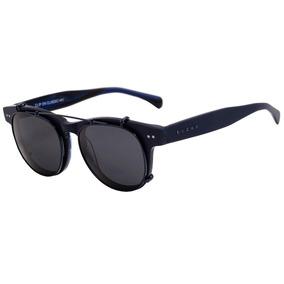 5056f7e76e025 Evoke Clip On Classic - Óculos De Grau Matte Blue  Gray Pola