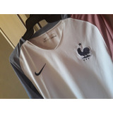 Camisa Branca Selecao Franca 2016 no Mercado Livre Brasil 34c1e3b330398