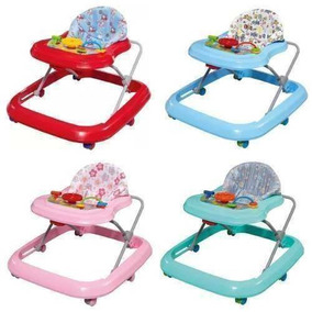 Andador Menino E Menina Infantil Tutti Baby Toy Até 15 Kg