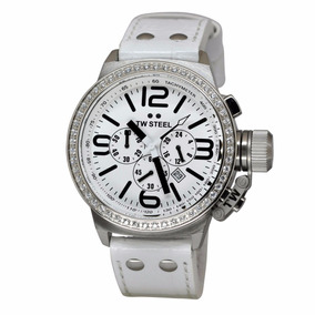 53212dd2d06 Relógio T.w. Steel Ceo Canteen Quartz Gray Dial Tws Pulso - Relógio ...