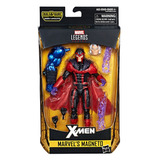 Figura Coleccionable Magneto Wolverine X-men Legends Hasbro