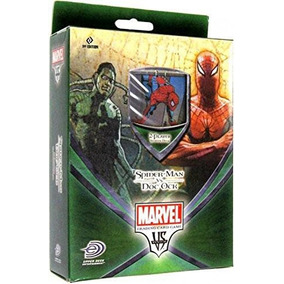 Marvel Trading Card Game Spider Man Vc Doc Ock Deck 80 Cards