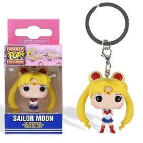 Chaveiro Pocket Pop Keychain Funko Sailor Moon