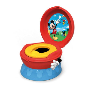 Entrenador De Baño 3 En 1 Mickey The First Years