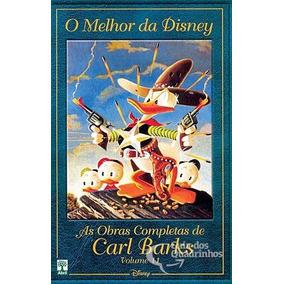 Gibi Hq Obras Completas De Carl Barks 11 O Melhor Da Disney