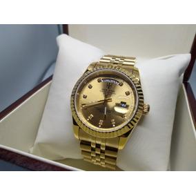c9d4ceabdd4 Relógio Rolex De Luxo Masculino - Relógios De Pulso no Mercado Livre ...