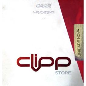 Clipp Store 2017 Lacrado + Maquininha De Cartão Compufácil