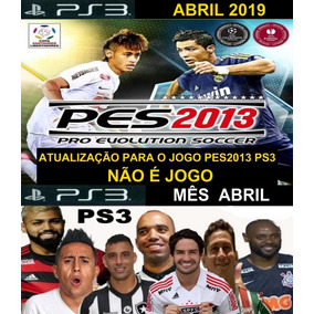 Option File Pes2013 Ps3 Abril 2019 Dlc 6.0 Konami