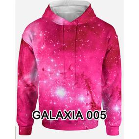Sudadera Deportiva Sublimada Full Print Galaxia Nebulosa 005