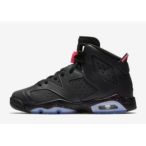Nike Air Jordan 6 Gs hyper Pink Basquetbol Mayma Sneakers cea1f5785