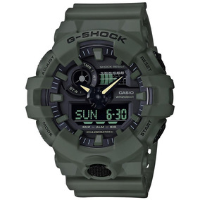 Reloj Casio G-shock Caballero-ga-700uc-3acr