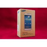 Samsung Mini S4 Blanco Libre Impecable