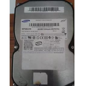 Disco Duro Samsung De 80 Gb - Ide Para Pc