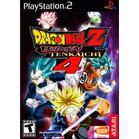 Patch Dragon Ball Z Budokai Tenkaichi 4 Ps2