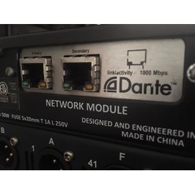 Interface Dante Klark Teknik