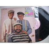 Vinyl Vinilo Lp Acetato Cesar Monge & La Pandilla - Boleta