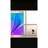 Vendo Galaxy Note 5 Dourado Muito Novo Sem Detalhe