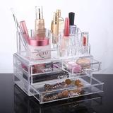 Organizador Acrílico De Maquillaje Y Joyería