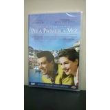 Dvd Pela Primeira Vez - Original - Lacrado - Mario Lanza