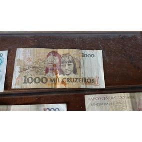 Cédula De Dinheiro Antigo Para Colecionadores