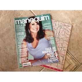 Revista Manequim 541 Susana Vieira Gestante Shorts Blazers