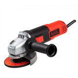 Esmerilhadeira 4-1/2 Pol (115mm) 820w 220v Black + Decker