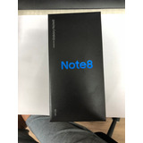 Samsung Galaxy Note 8 128gb Original Nacional Anatel