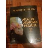 Libro Frank H. Netter Anatomia Humana 5ta Edicion