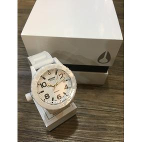 0404f88b43c Relógio Nixon Automático 42-20 Cerâmica A148 126. R  4.999
