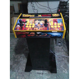 Tablero Con Base De Pandora 5s Arcade Retro 1299