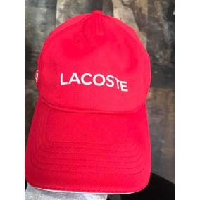 Gorra Lacoste Original - Gorras Hombre en Mercado Libre México 6c2b3cafaa1