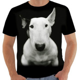 Camiseta Ou Regata Pet Cachorro Dog Bull Terrier 9605