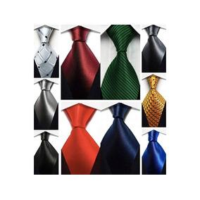 Wehug Lot - 10 Piezas Corbatas Para Hombre