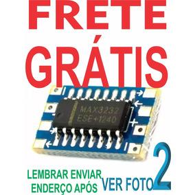 5 Pçs Max3232 Ler Anuncio Carta Reg. Conversor Rs232 C1